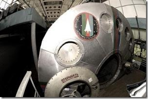 A special isolation facility hosts the Mars500 study.