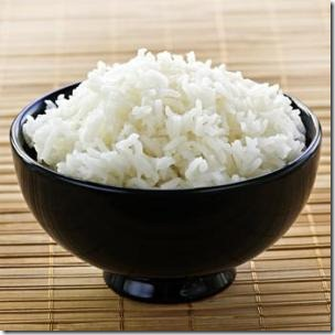 The risk of type 2 diabetes is significantly increased if white rice is eaten regularly, claims a new study. (Credit: © Elenathewise / Fotolia)