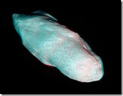 Saturn's Prometheus moon